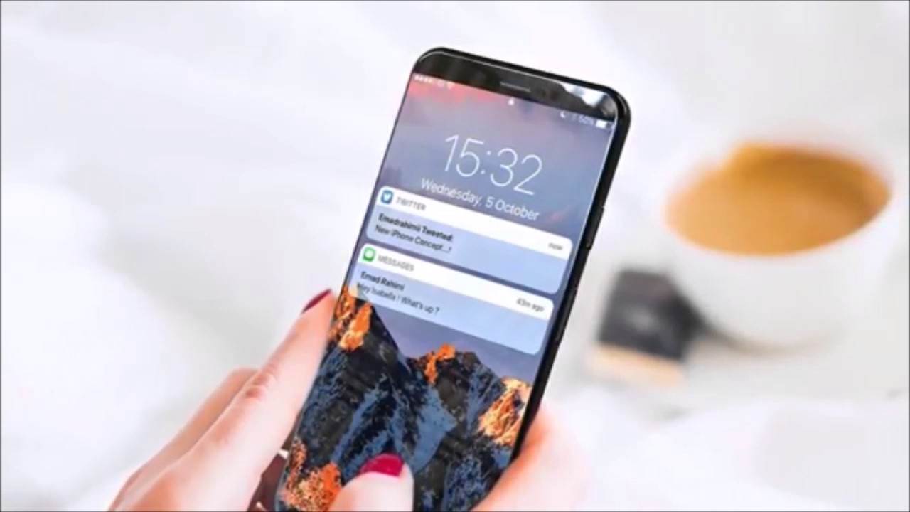 iphone 8 edition with home button location hd 2017 youtube. Black Bedroom Furniture Sets. Home Design Ideas