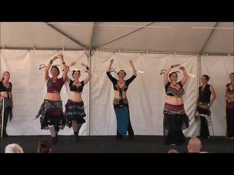 Desert Flowers E Swing Performance @ the Maricopa County Fair 2017