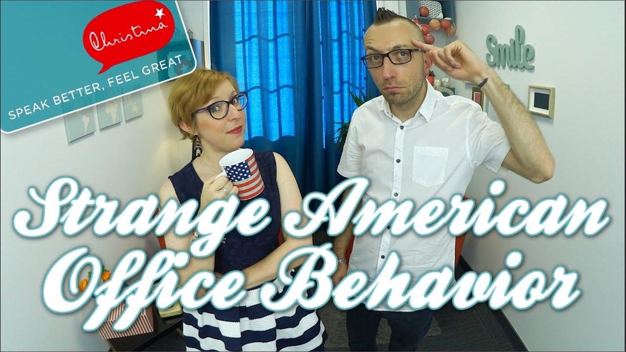 Les américains vus par les français au bureau what americans