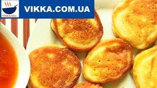 ПЫШНЫЕ ОЛАДЬИ  на кефире --рецепт | VIKKAvideo