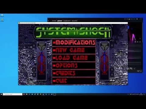System Shock: Enhanced Edition - Fix start new game crash. Error code 16391 |