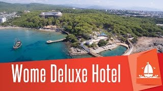 Wome Deluxe Hotel / Jolly Tur
