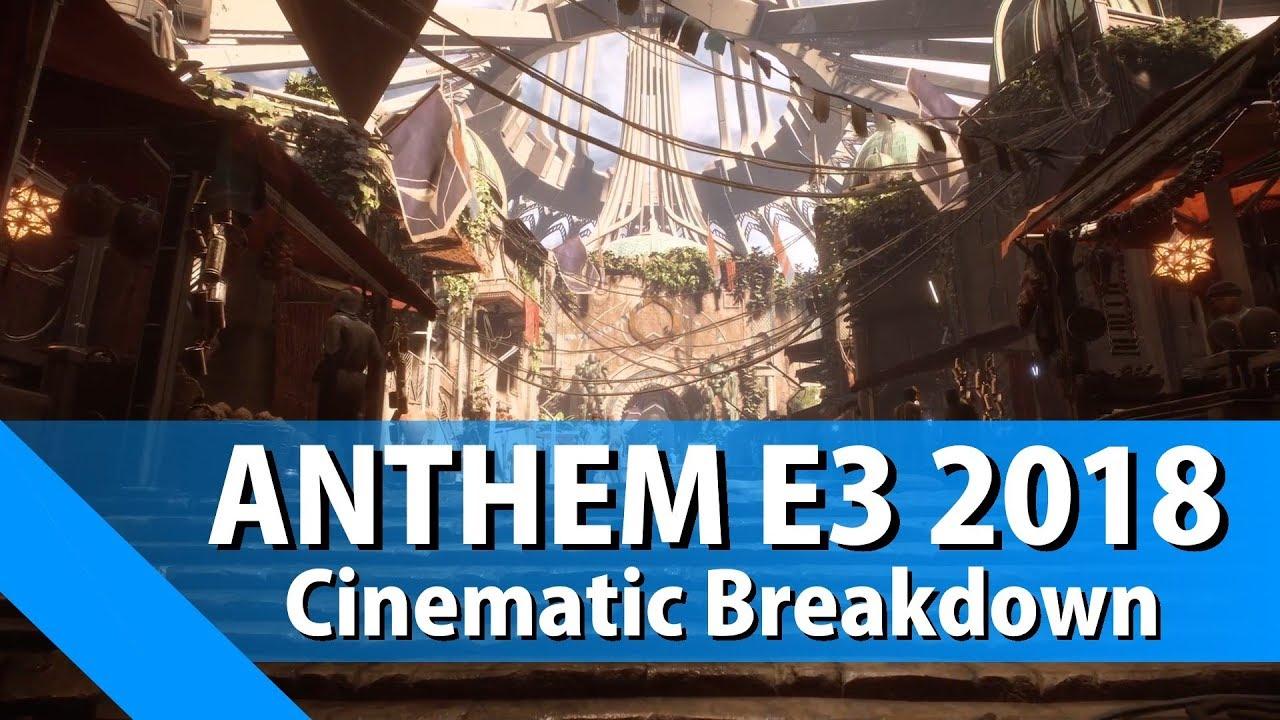 ANTHEM E3 2018: Cinematic Trailer Breakdown [Lore/News]