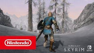 The Elder Scrolls V: Skyrim – Trailer der E3 2017 (Nintendo Switch)