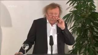"""Peter Sloterdijk - """"Die Trennung der Seele vom Körper..."""" (Vortrag 2016)"""