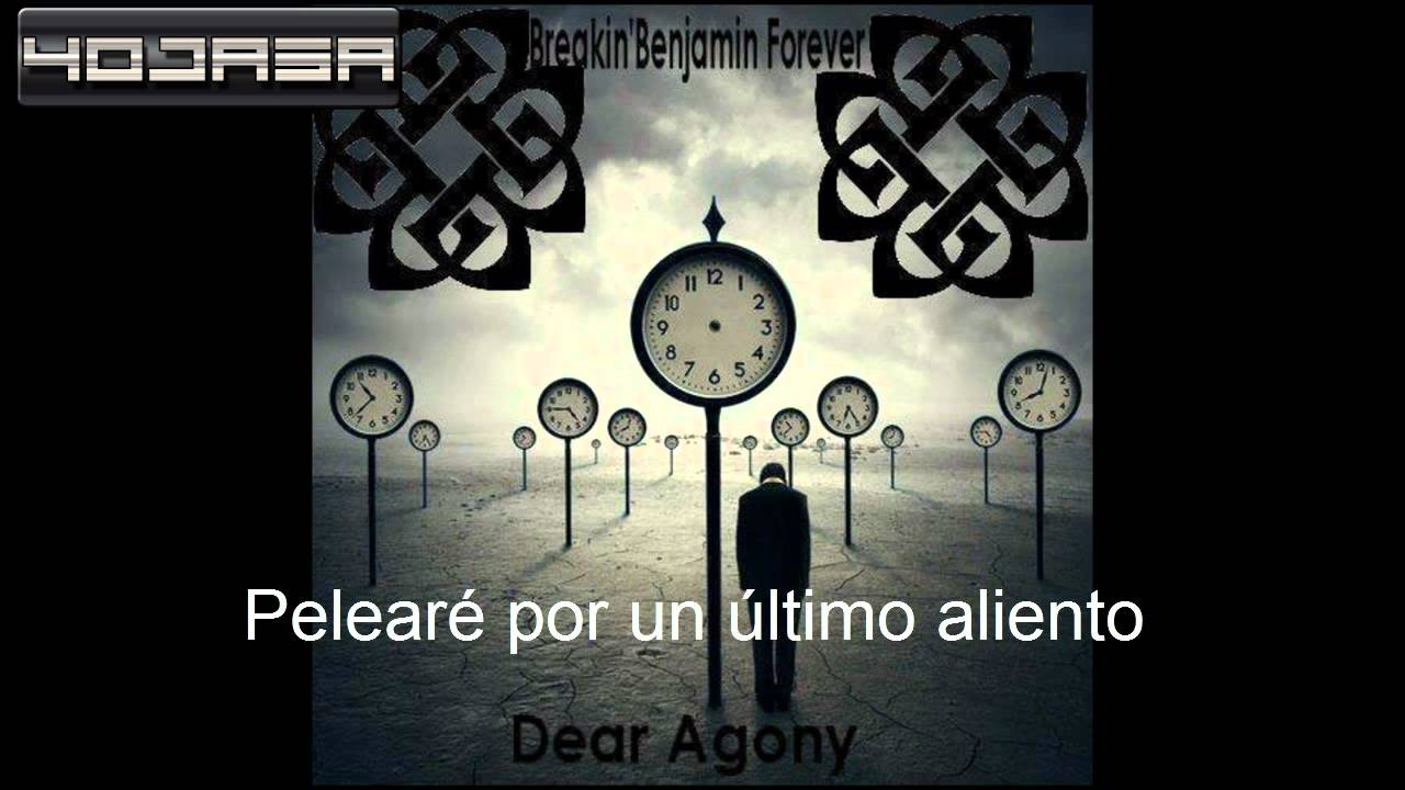 Breaking Benjamin Dear Agony Album Cover | www.pixshark ...