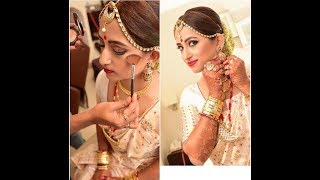 Assamese Bridal Makeover By Jitu Barman