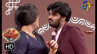 Sudigaali Sudheer Performance | Extra Jabardasth | 8th June 2018 | ETV Telugu