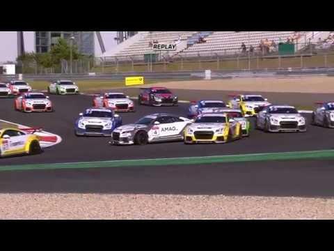 Audi Sport TT Cup - 05 - Nürburgring - News | AutoMotoTV