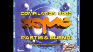 xque compilation 2000 cd 2 sesion hard techno