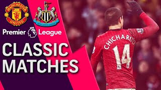 Manchester United v. Newcastle United | PREMIER LEAGUE CLASSIC MATCH | 12/26/12 | NBC Sports