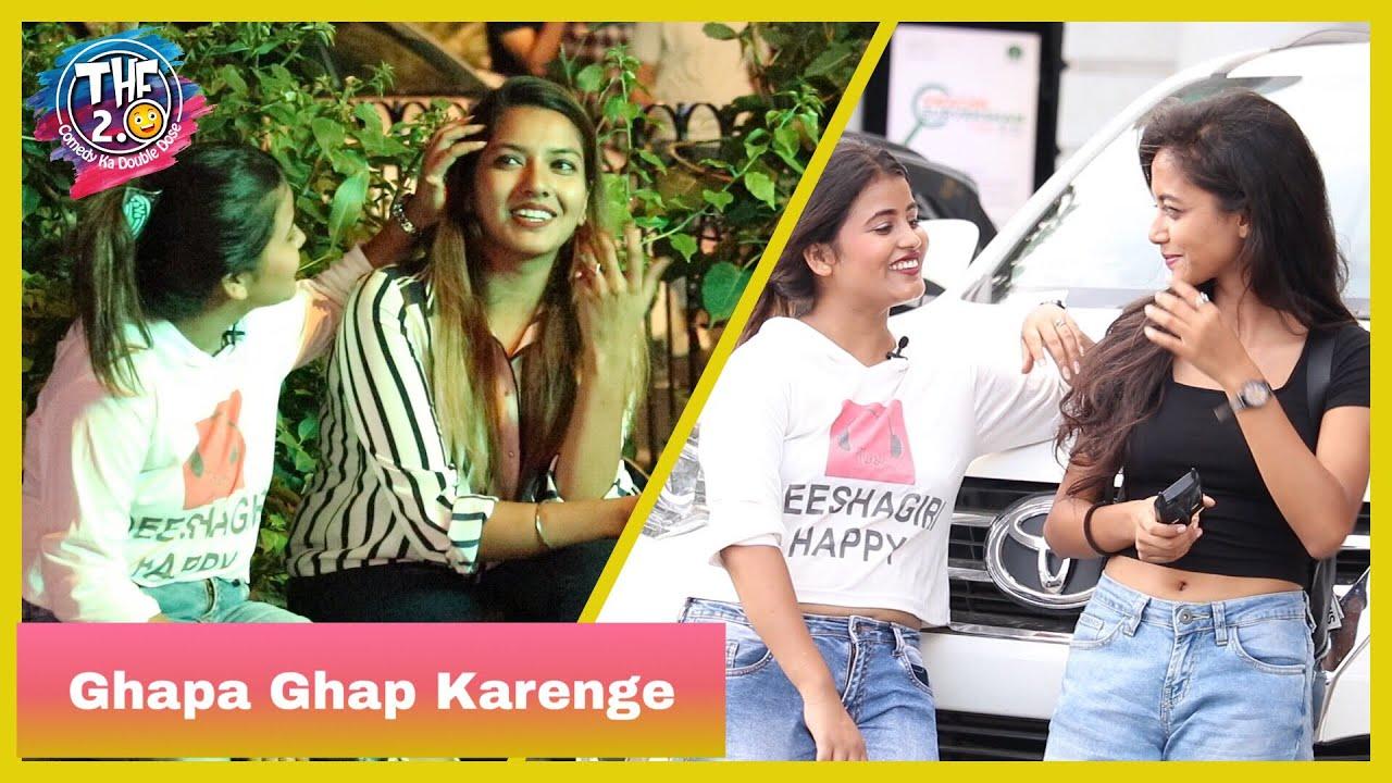 Download Ghapa Ghap Prank On Cute Girls | THF 2.0 | Pranks In India | Shilpa Arya