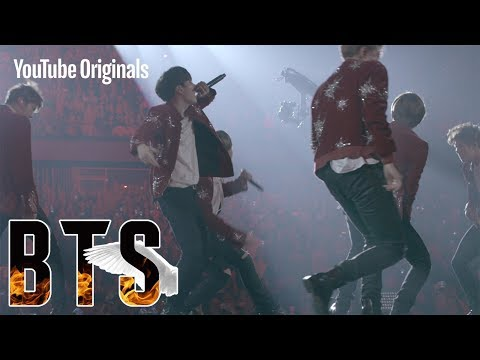 I'd Do It All | BTS: Burn The Stage Ep1