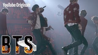 I'd do it all   BTS: Burn the Stage Ep1