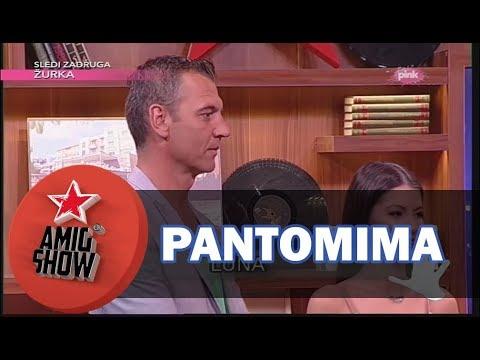 Pantomima - Pogodi Zadrugara (Ami G Show S10 - E33)