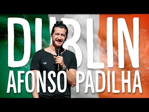 AFONSO PADILHA - O DIA QUE EU FUI PRA DUBLIN