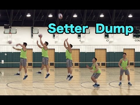 Setter Dump Volleyball Tutorial