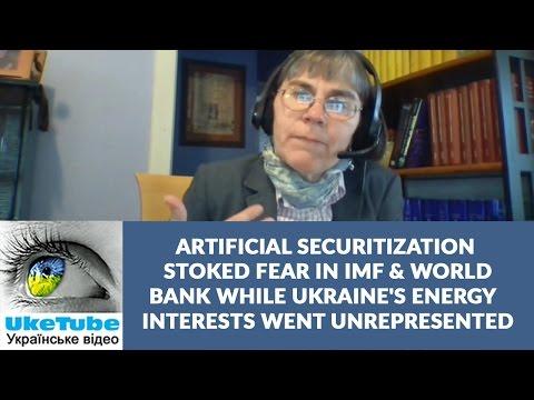 Key findings of Ukraine's energy dependency with Russia, Margarita Balmaceda
