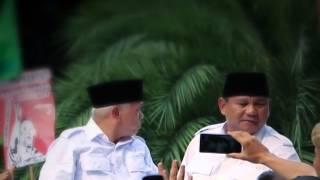 Ucapan Terimakasih Prabowo - Hatta (versi 1)