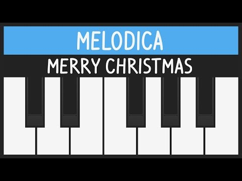 How to play 25 Easy Christmas Songs on a Melodica - Tutorial - YOUCANPLAYIT.COM