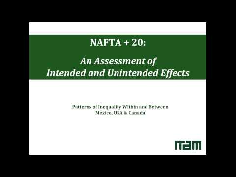NAFTA+20: Convergence and Divergence Patterns of Inequality