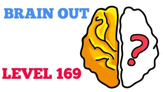Brain out level 169 solution or Walkthrough