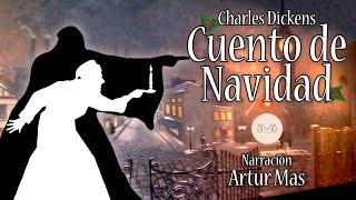 Charles Dickens - Cuento de Navidad (Audiolibro Completo en Español) [Voz Real Humana]