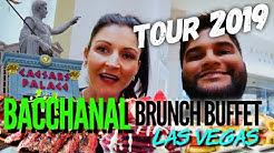 Bacchanal Buffet Brunch Tour 2019 (Caesars Palace Las Vegas)