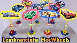 Souvenirs / Centerpiece - Hotwheels / Cars - for children's party - Birthday