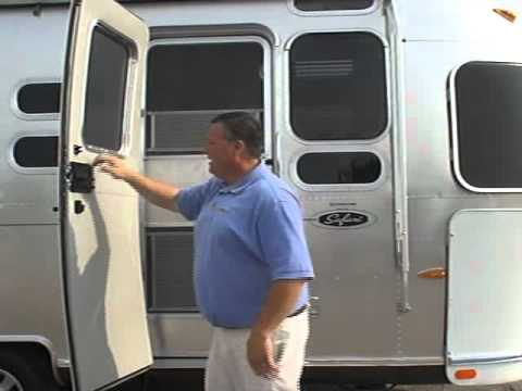 Airstream How To Adjusting Trailer Main Doors Youtube