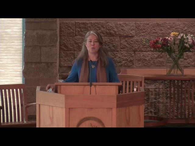 MDUUC Sunday Service--May 31, 2020 Rev. Leslie Takahashi