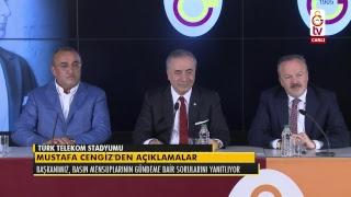 Başkanımız Mustafa Cengiz'in Basın Toplantısı (17.08.2018)