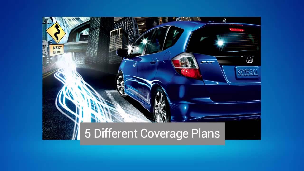 Honda Extended Care Warranty Benefits