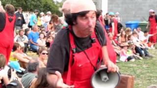 VIDEO. Festival du Nombril 2012