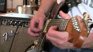 1963 Fender Strat Molly Hatchet Steve Holland www.eddievegas.com Eddie Vegas