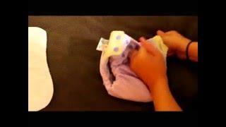 Totwraps dream diaper review