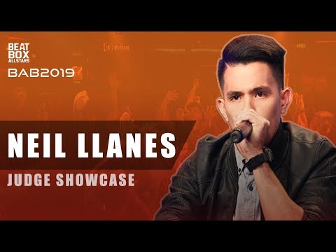Neil Llanes on Beatbox Allstars Battle 2019