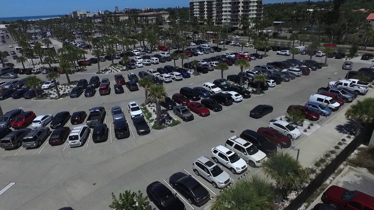 Paid Parking At Siesta Key Public Beach