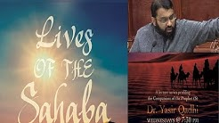Lives of Sahaba 7 - Abu Bakr As-Siddiq 7 - Compilation & Preservation of the Quran - Dr. Yasir Qadhi