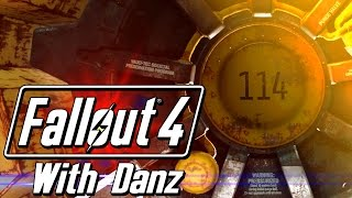 VAULT 114 | Fallout 4 with Danz | Part 23