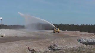 Lonestar Water Dump Trucks