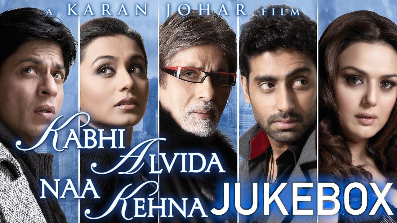 Image result for kabhi alvida na kehna heroes