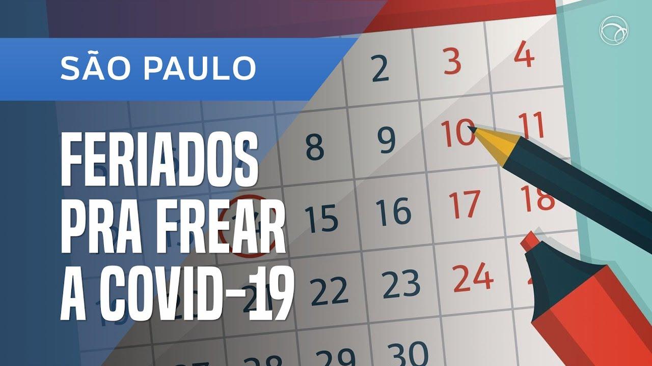 Notícias - CÂMARA DE SÃO PAULO APROVA LEI QUE PERMITE ANTECIPAR FERIADOS PARA FREAR COVID-19 - online