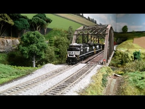 Model Railroad Update 77: Random Summer Thoughts