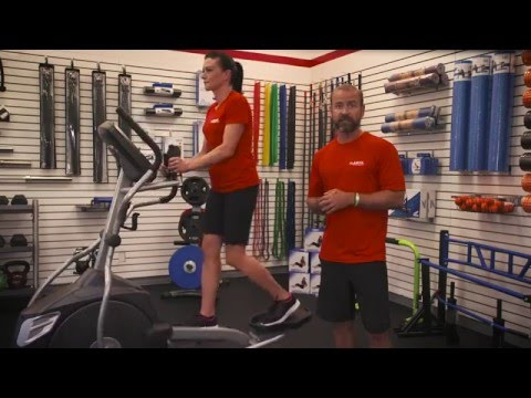 How To Use An Elliptical - Flaman Fitness Learn Series