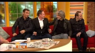 Wet Wet Wet - Step By Step The Greatest Hits interview - Daybreak