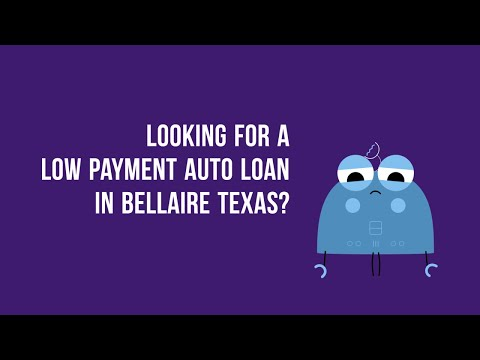 ZeroDown Auto Financing in Bellaire TX bad Credit or Good Credit