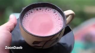 Kashmiri Nun Chai from Green Tea II Green Tea   Healthy Tea    Pink Tea    Kashmiri Tea