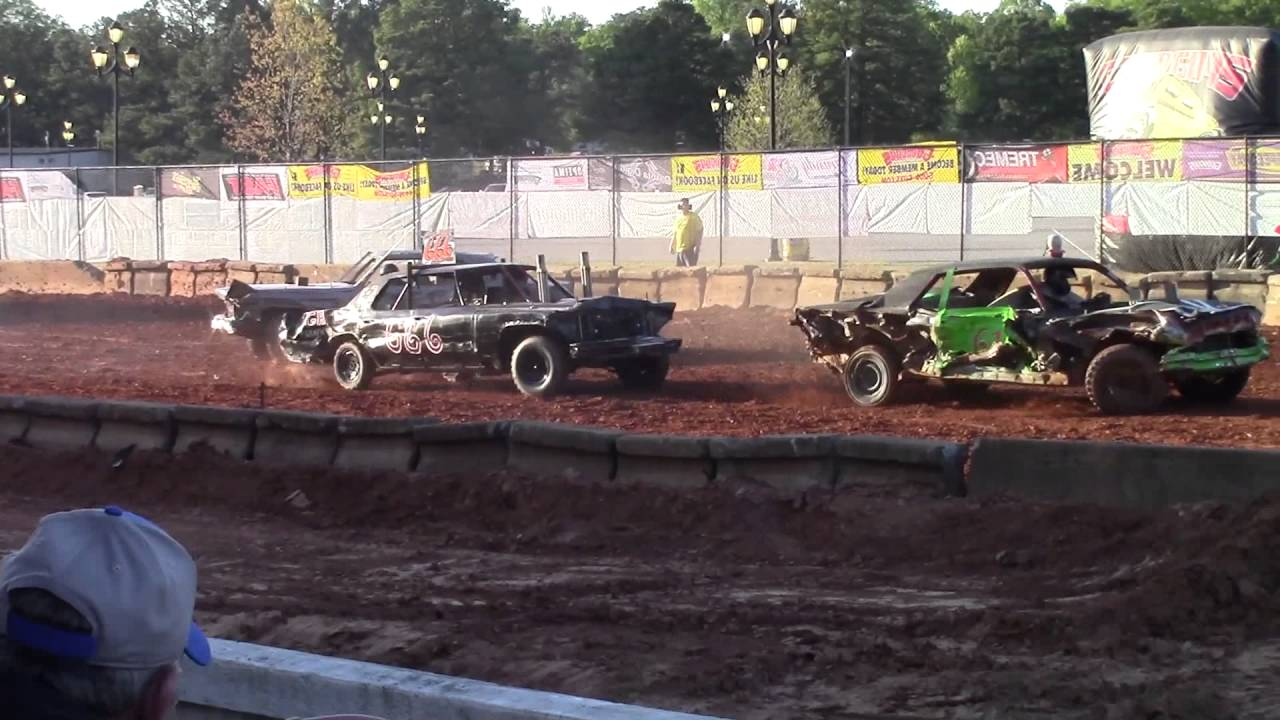 Demolition Derby Raleigh NC Fairgrounds On The Wall Hit - Car show raleigh nc fairgrounds