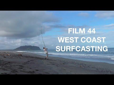 Film 44: West Coast Surfcasting